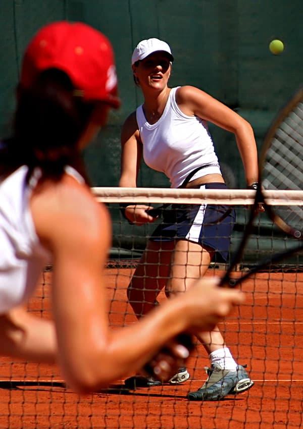Tennis roma giocatrici