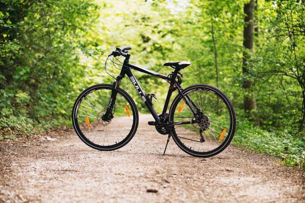 noleggio biciclette lungotevere