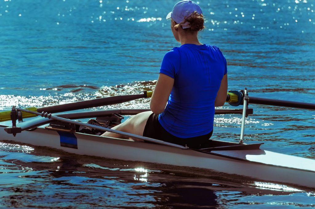 Canottaggio come sport in solo
