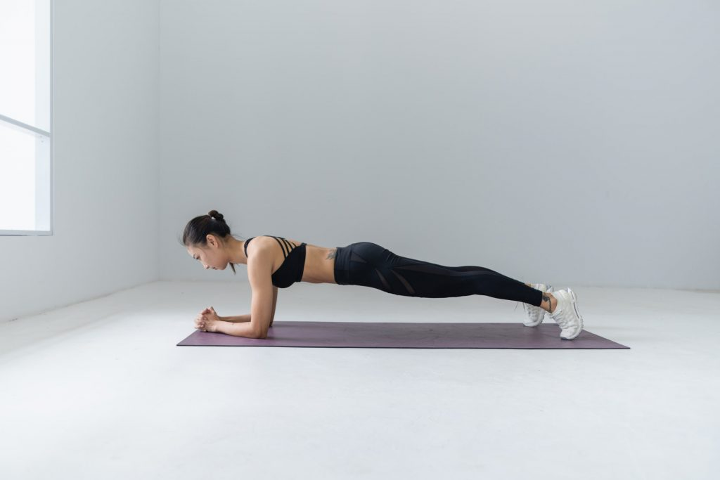 Plank Canottaggio
